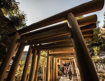 鎌倉で開運UPしよう!おすすめパワースポット神社