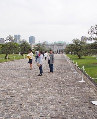 赤坂離宮正門哨舎