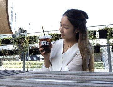【神宮前・穴場】貸切状態!テラス席のある原宿おすすめカフェ♡
