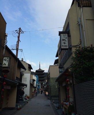 アラビカ 京都 東山