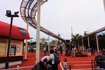 生駒山上遊園地