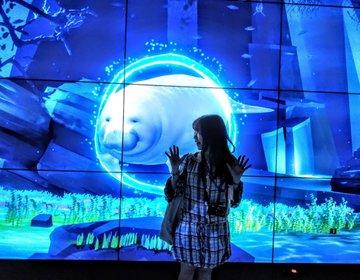 期間限定!銀座の無料水族館「Water Journey in Ginza」で水の偉大さを体感♡