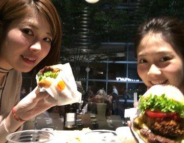 シェイクシャックで本場ニューヨークのハンバーガーを♡【シェイクシャック・有楽町・国際フォーラム】