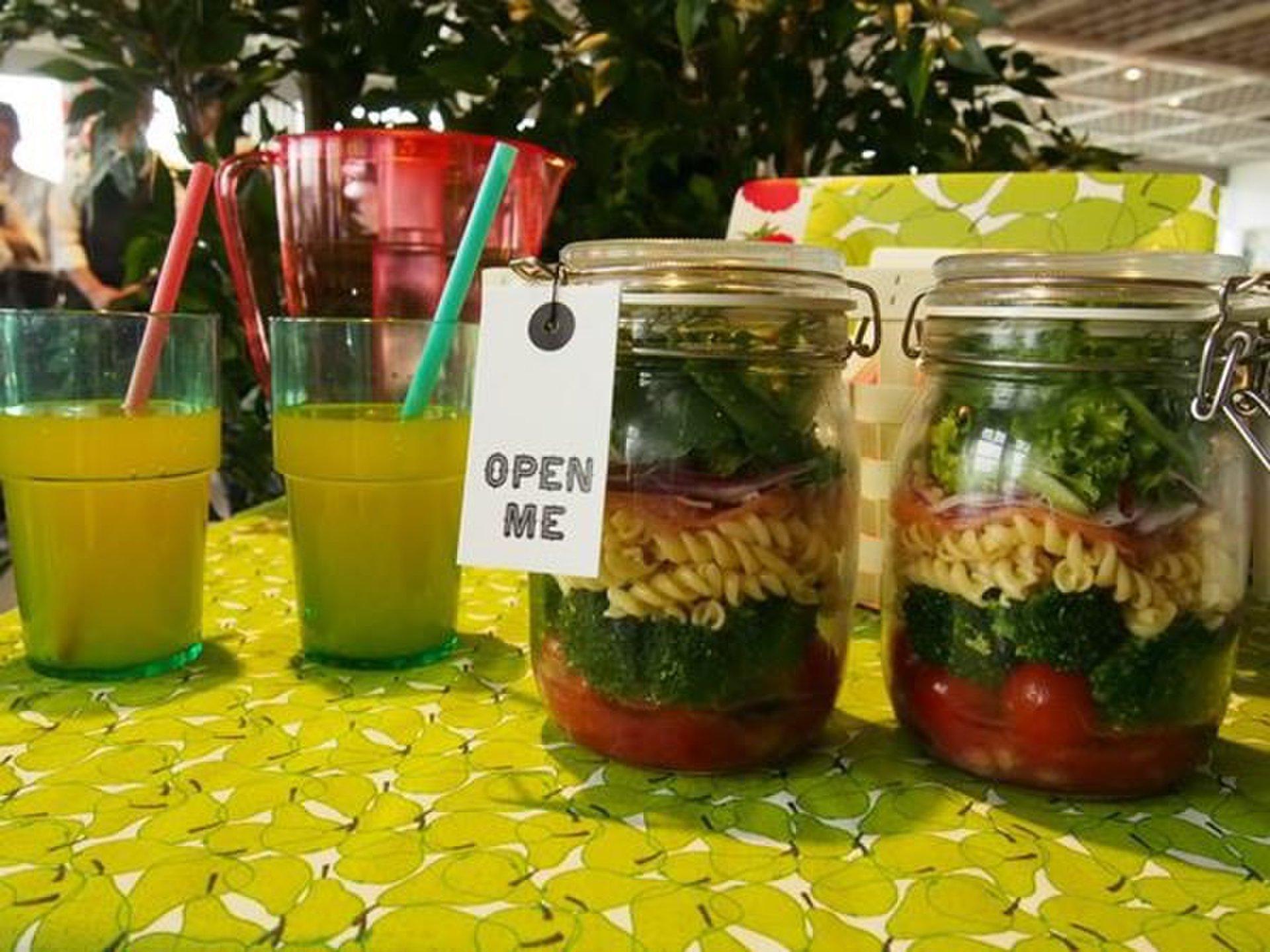 【話題のジャーサラダを食べる!】IKEA船橋店で味わうレストランとキッチン用品356+