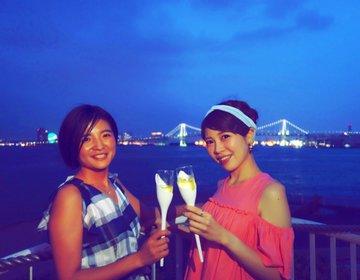 2017年東京都内おすすめビアガーデン。夜景が最高のインターコンチネンタルの