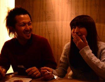 【基本的に混まない平日夜に渋谷で最高の隠れ家デート】神泉のビストロからのきちり
