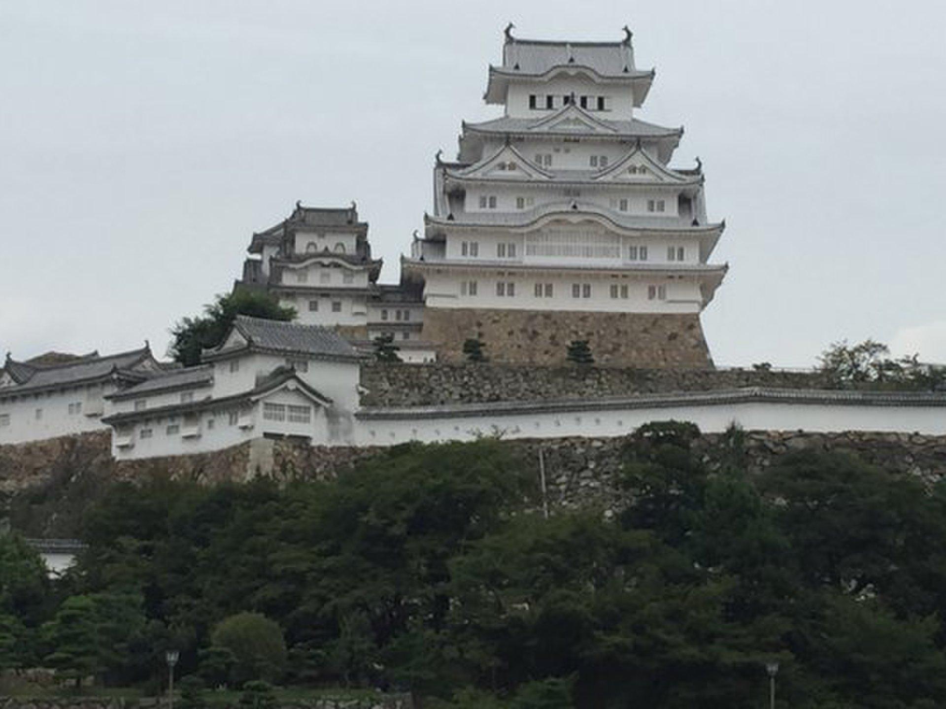 【姫路城】真っ白な世界遺産・姫路城!兵庫に行くなら欠かせない観光名所