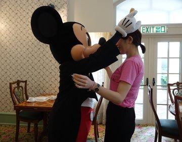 【香港ディズニーランドにわざわざ行くべき理由】キャラグリが好きな方におすすめの朝ごはん