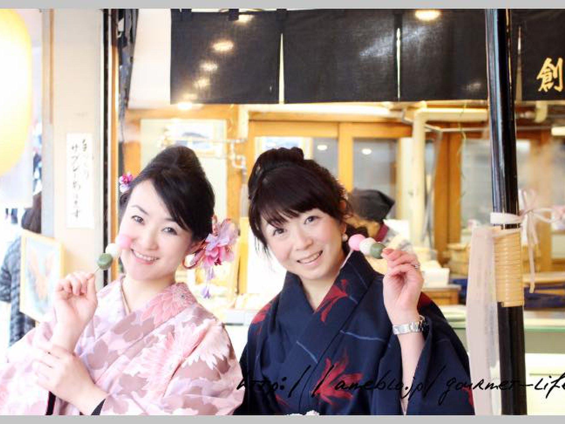 【子連れ&着物で江ノ島散策】ベビーカーOKでSNS映え間違い無しのお出かけ&食べ歩きスポット