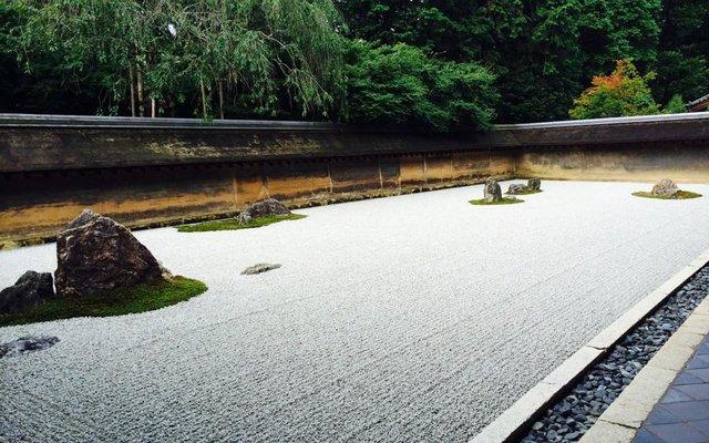 龍安寺 Ryoan-ji Temple