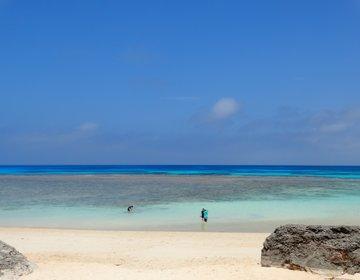 【沖縄】日本で1番美しい海!最南端の絶景!波照間島へ行こう!
