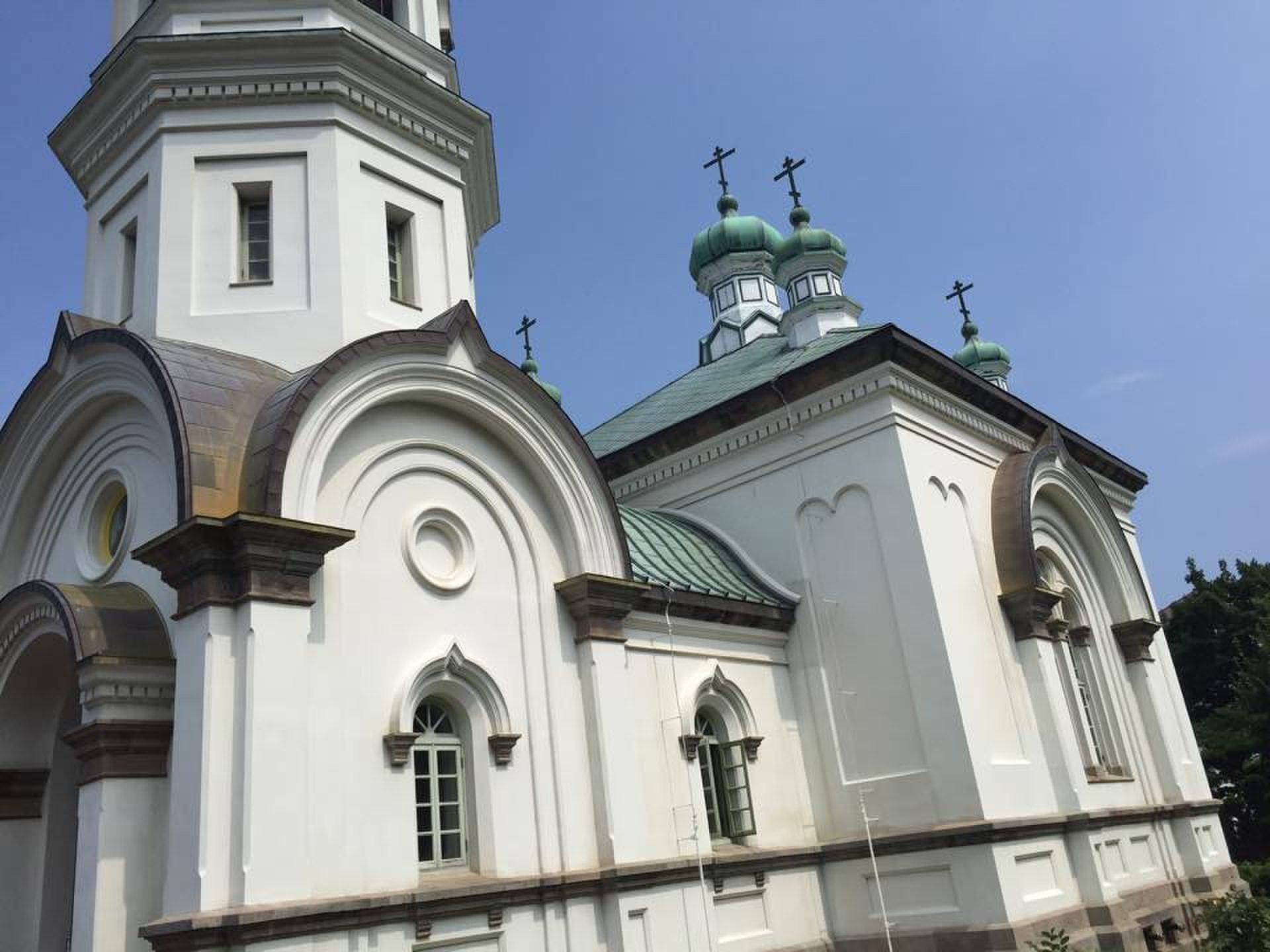 【函館で教会巡り】開港していたからこその街並み