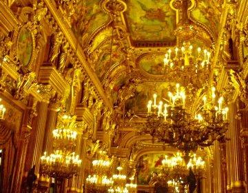 【ミュージカル「オペラ座の怪人」の舞台!】フランス・パリのオペラ座ガルニエでおすすめバレエ鑑賞♫