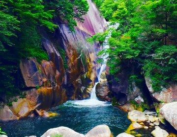 【マイナスイオンを求めて】日帰り可能!都心からバスで2時間!山梨県の美しい絶景スポットを紹介します!