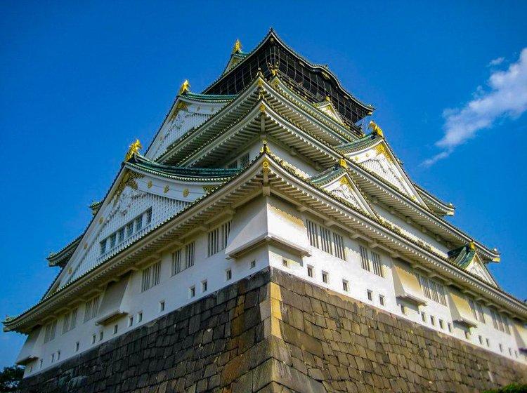 大阪 城 周辺 観光