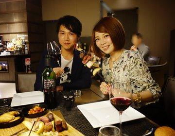 品川デートにオススメ。アクセス抜群のマリオットホテル。オリジナルワインは、完売次第終了〜急げぇ♡