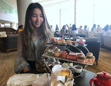香港旅♡香港おすすめホテルアフタヌーンティー・インターコンチネンタル