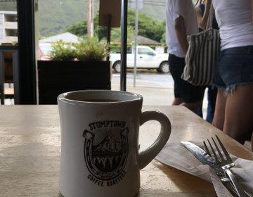 ハワイ旅行。大人気朝食カフェ、マノアのモーニンググラスコーヒー!おすすめメニュー&待ち時間