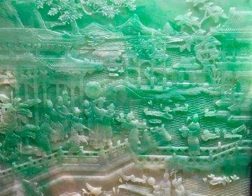 無料WIFIあり!涼を招く展覧会に行ったら更にすごい作品と出会えた「松岡美術館」