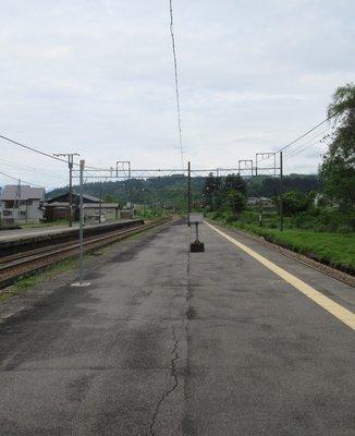 越後堀之内駅