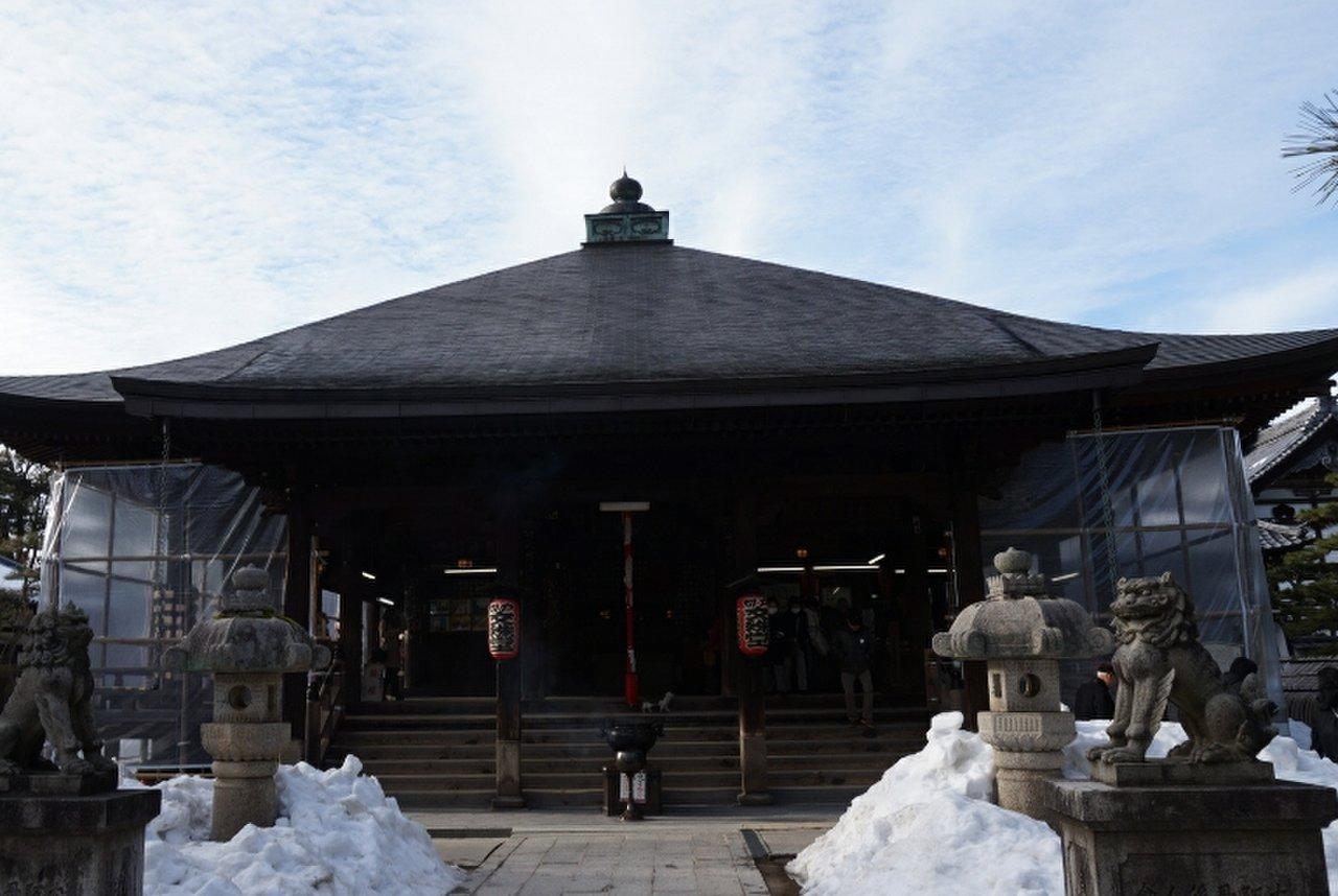 智恩寺(境内)