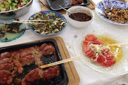 紫竹ガーデン 遊華 レストラン