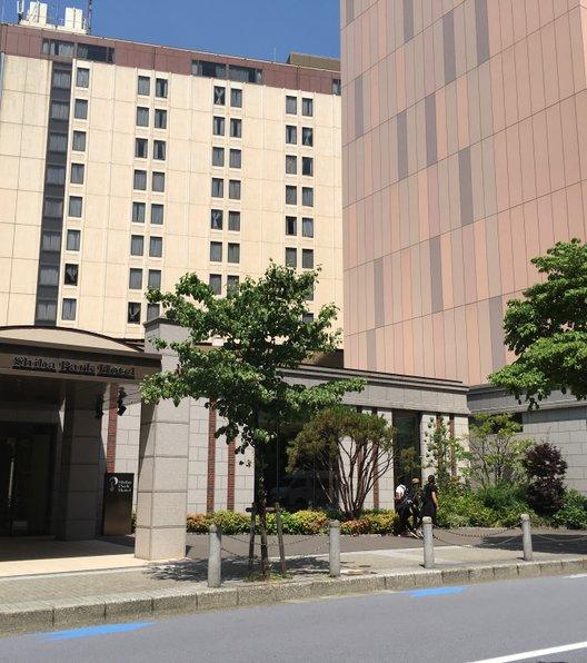 芝パークホテル