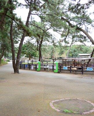 国営海の中道海浜公園 動物の森