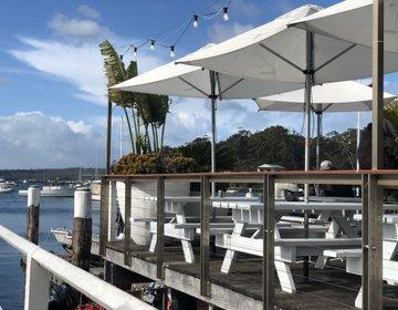 シドニーおすすめカフェ♡『The Boat House(ザボートハウス)』高級住宅地モスマン