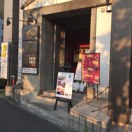 カフェ ラ・ボエム 渋谷