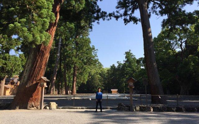豊受大神宮 正宮 (伊勢神宮 外宮) (Geku Shrine)