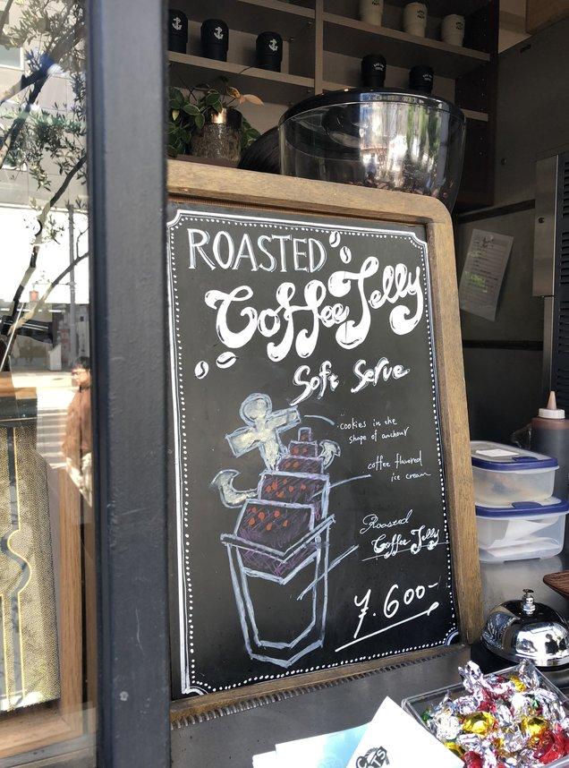 ノッツ コーヒー ロースターズ (KNOTS COFFEE ROASTERS.)