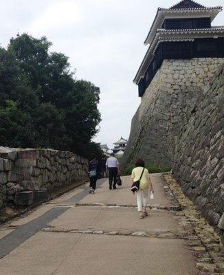 長者ケ平駅(松山城ロープウェイ)