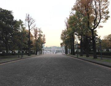 【かつてあの広末涼子が撃たれた場所】お台場テレビ局の開局記念ドラマのロケにも使われる若葉東公園