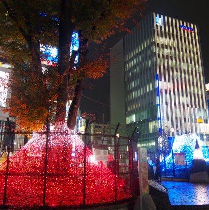 新宿駅東口のりば