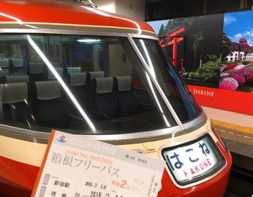 【春先取り】箱根スイーツコレクションでプチ旅行&スイーツ尽くし!