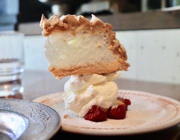 ギリギリのバランス感が可愛い♡フォトジェニックな「スノーフレークケーキ」って!?
