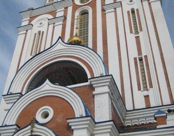 【ロシア探訪】極東の都ハバロフスク市 アムール川と2つの大聖堂