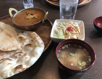 西新宿でふわふわ絶品ナンを食べに行こう!ホテル併設「新宿美食倶楽部」でエスニックランチ!
