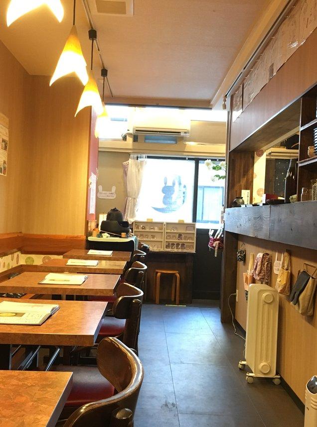 お餅と日本茶の専門店 月光