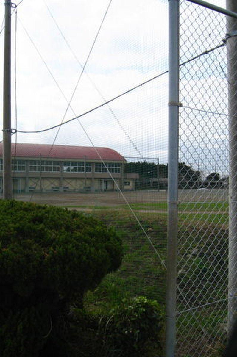 館山市立房南中学校
