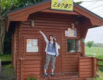 【北海道/道央】空港から1時間圏内!ドライブがてらソフトクリームを食べつくそう♪おすすめ店12選!