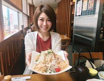 駅直結・個室もあり!水戸のおすすめランチは新鮮な魚・天ぷらや釜飯なんていかがでしょうか?