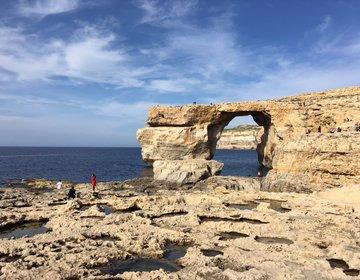 【光り輝くゴゾ島観光】マルタの美しい海と自然が調和する島で優雅な1日を♡