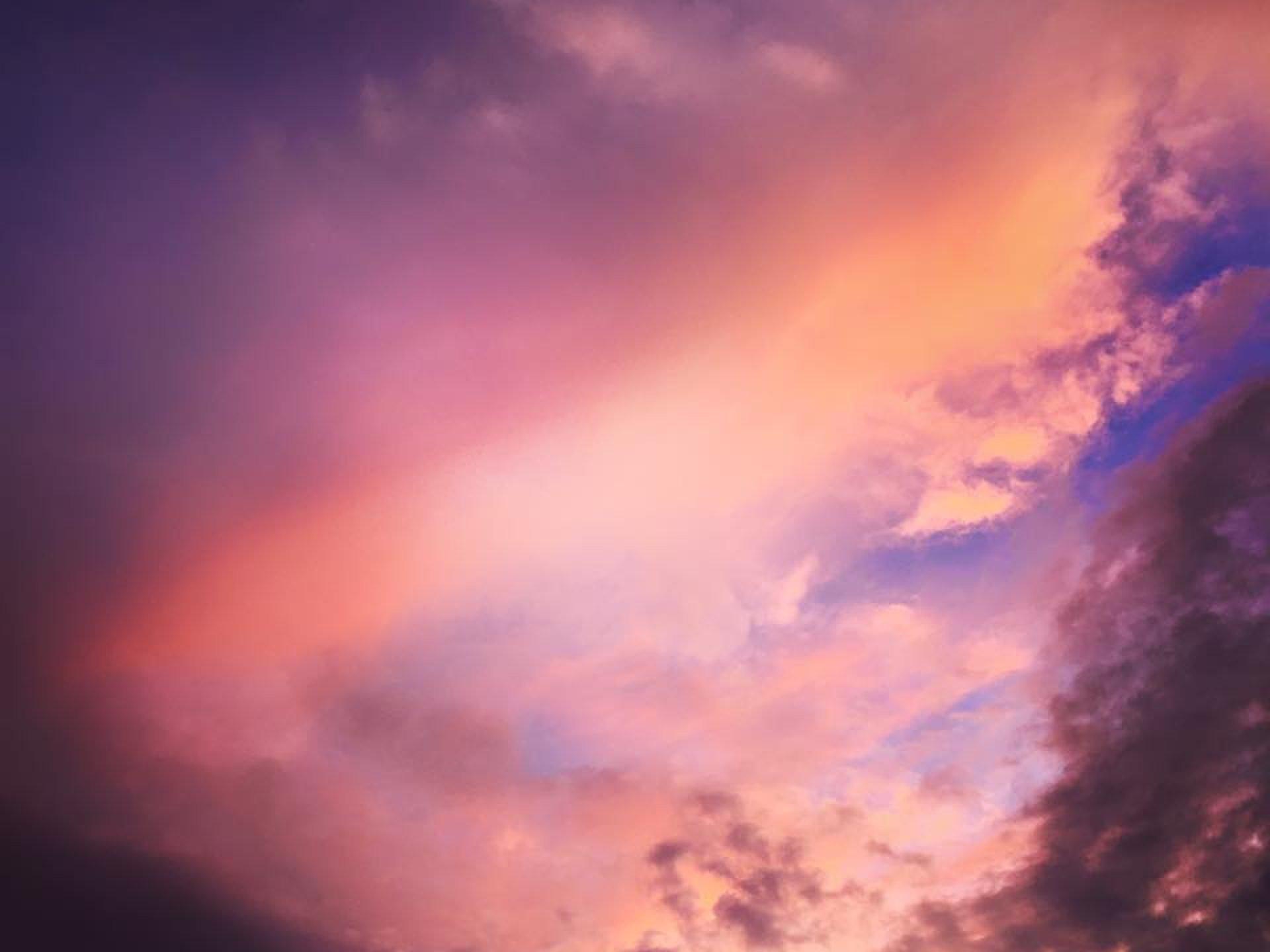 たまには空を眺めて美を感じよう。美しい空をスマホで撮ってみた。【東京編】