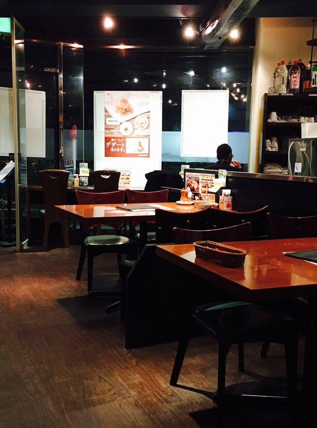 ステーキ カフェ ケネディ 目黒店