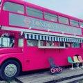 ロンドンバスカフェ