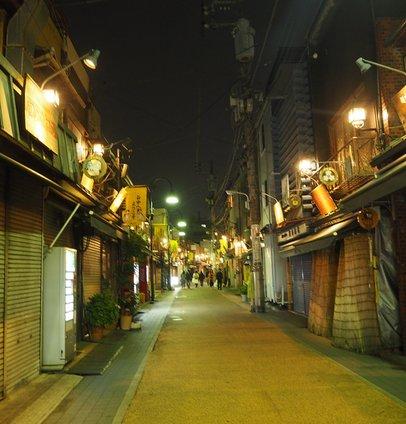 谷中銀座商店街