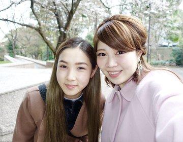 【お花見デート・4月でも間に合う遅咲きの桜】品川へ行ってみよう。