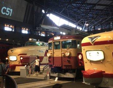 リニューアルしたばかりの鉄道博物館へ!ファミリーみんなで体験しながら学べるエンタメスポット
